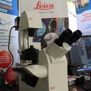 Microscope financé par CENFE et AG2R