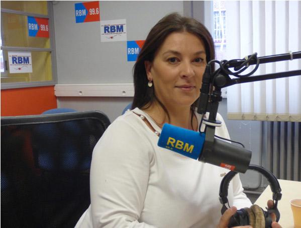 intervieuw de Stéphanie LUPPINO présidente de l'association SE VINCE qui soutient l'IRCL